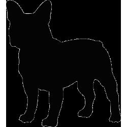 Hondentuigje zwart